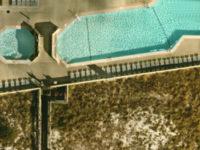 Aerial View of Condominium, Orange Beach, Alabama