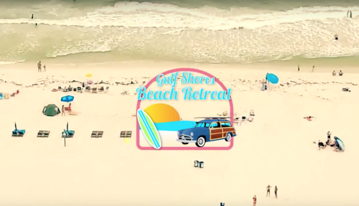 Video for Beach Retreat in Gulf Shores, Alabama: Drone and DSLR